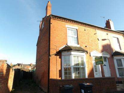 4 Bedrooms End Of Terrace House for sale in Beach Road, Sparkhill, Birmingham, West Midlands