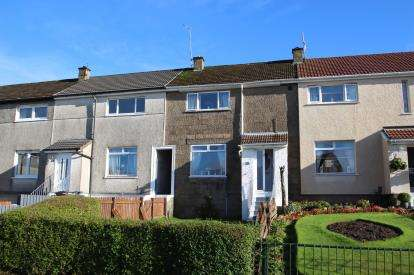 2 Bedrooms Terraced House for sale in Westmorland Road, Greenock