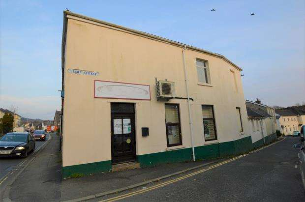 1 Bedroom End Of Terrace House for sale in Western Road, Ivybridge, Devon