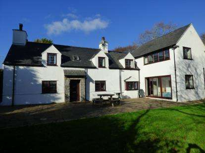 5 Bedrooms Detached House for sale in Abersoch, Pwllheli, Gwynedd, LL53