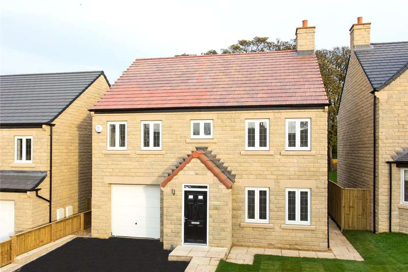 4 Bedrooms Detached House for sale in Ardsley Manor, Doncaster Road, Barnsley, South Yorkshire, S71