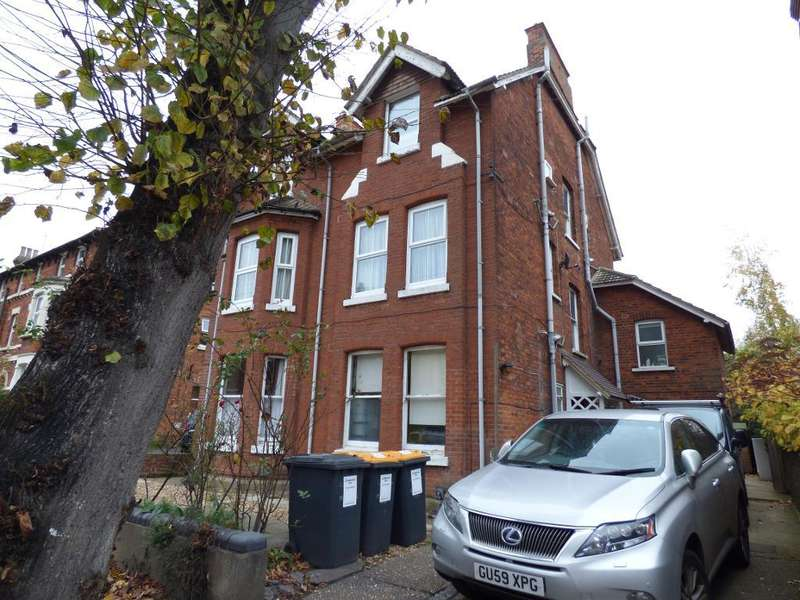 1 Bedroom Studio Flat for sale in Chaucer Road, Bedford, MK40 2AJ