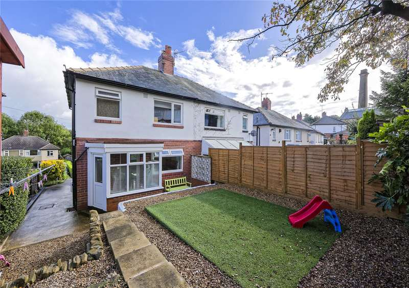 3 Bedrooms Semi Detached House for sale in Whitecote Rise, Leeds, West Yorkshire, LS13