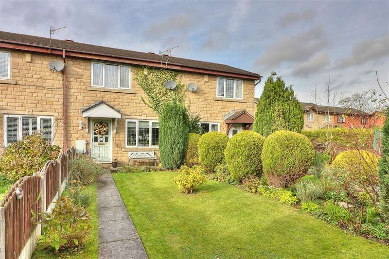 2 Bedrooms Mews House for sale in Town House Road, Littleborough, OL15 9BG