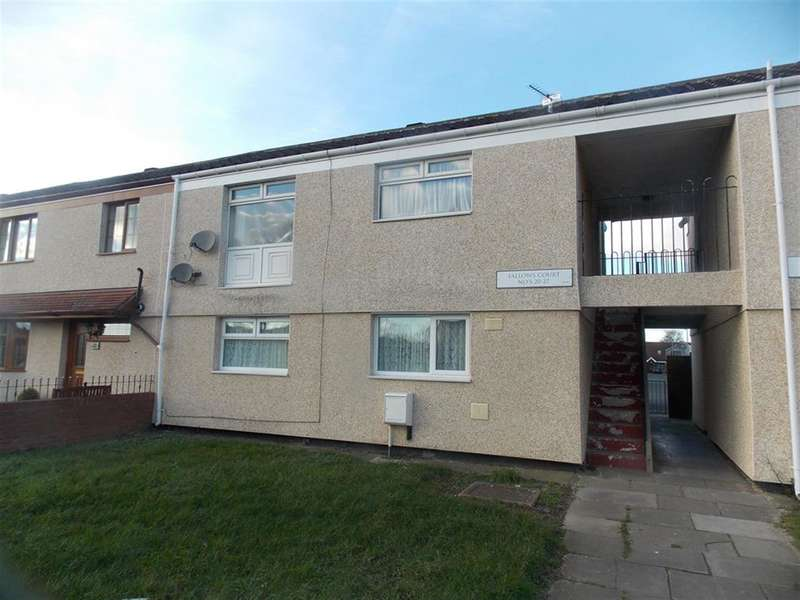 1 Bedroom Flat for sale in Fallows Court, Middlesbrough, TS1 5LF