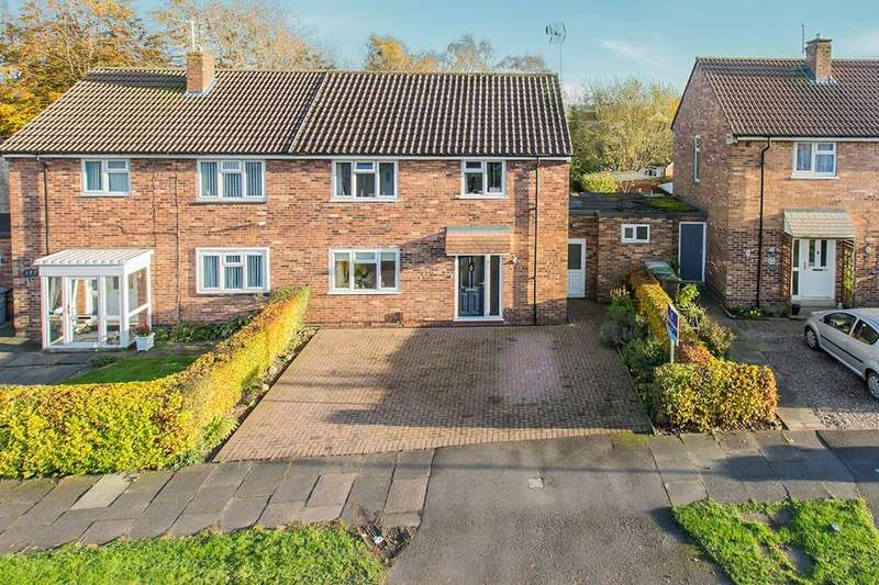 3 Bedrooms Semi Detached House for sale in Earlsway, Macclesfield, SK11