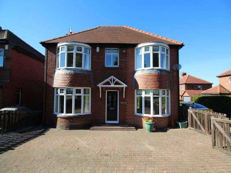 4 Bedrooms Detached House for rent in Moor Edge, Crossgate Moor, Durham, DH1