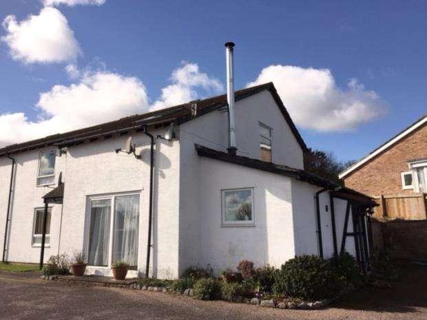1 Bedroom Flat for sale in Antonine Crescent, Exeter, Devon