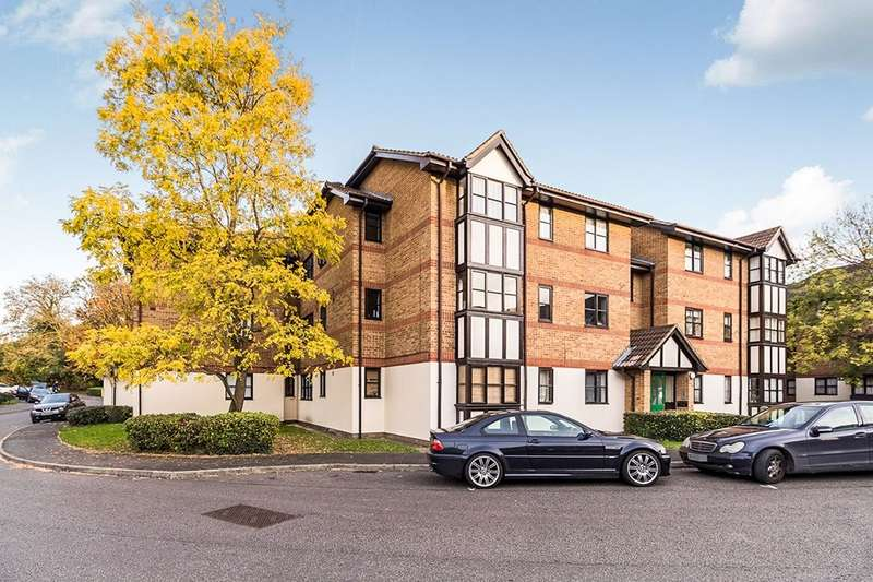2 Bedrooms Flat for sale in Osbourne Road, Dartford, DA2