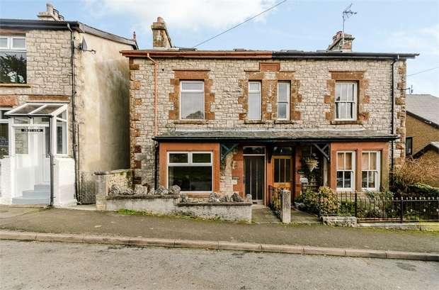 2 Bedrooms Semi Detached House for sale in Church Road, Allithwaite, Grange-Over-Sands, Cumbria