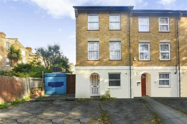 4 Bedrooms End Of Terrace House for sale in Spring Hill, London