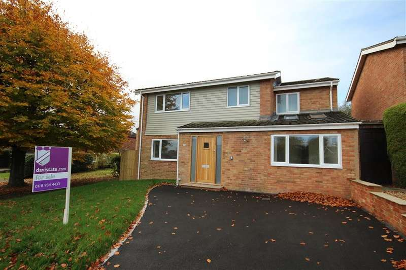 4 Bedrooms Detached House for sale in Purfield Drive, Wargrave, RG10