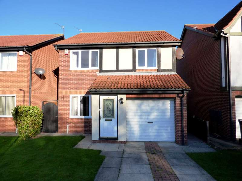 3 Bedrooms Detached House for sale in Hundale Crescent, The Ings