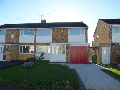 3 Bedrooms Semi Detached House for sale in Briar Meads, Oadby, Leicestershire
