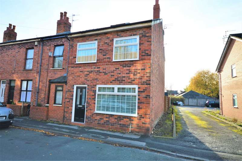 3 Bedrooms End Of Terrace House for sale in Mount Pleasant, Hazel Grove