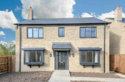 4 Bedrooms Detached House for sale in St. Peters Close, Chelveston, Wellingborough