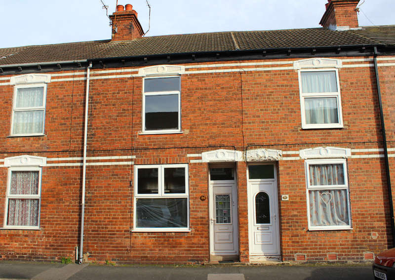 2 Bedrooms Terraced House for sale in Kitchener Street, Selby
