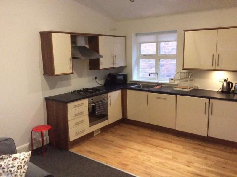 2 Bedrooms Flat for rent in Parkfield Road, Liverpool, Merseyside