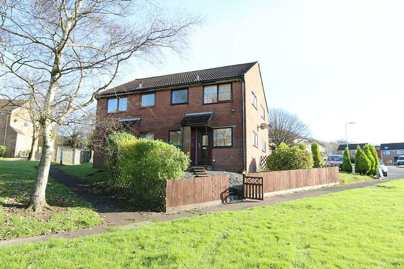 1 Bedroom Terraced House for sale in 28, Bronwydd, Birchgrove, Swansea, Abertawe, SA7 9QJ