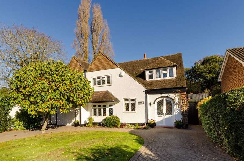 5 Bedrooms Detached House for sale in Cromwell Road, Worcester Park, KT4