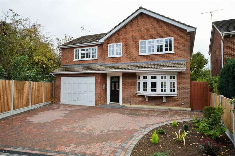 5 Bedrooms Detached House for sale in Regency Close, Wickford