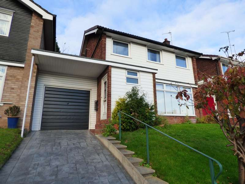 3 Bedrooms Link Detached House for sale in Poise Brook Road, Offerton, Stockport