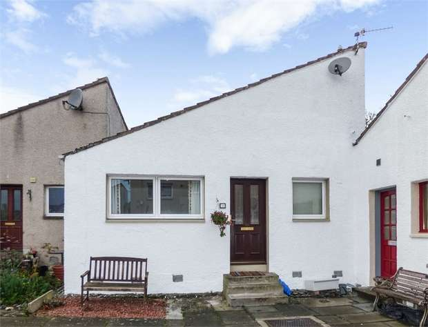 3 Bedrooms Terraced House for sale in Athol Court, Jedburgh, Scottish Borders
