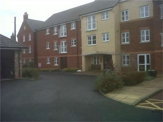 1 Bedroom Flat for sale in Fairweather Court, Darlington, Durham