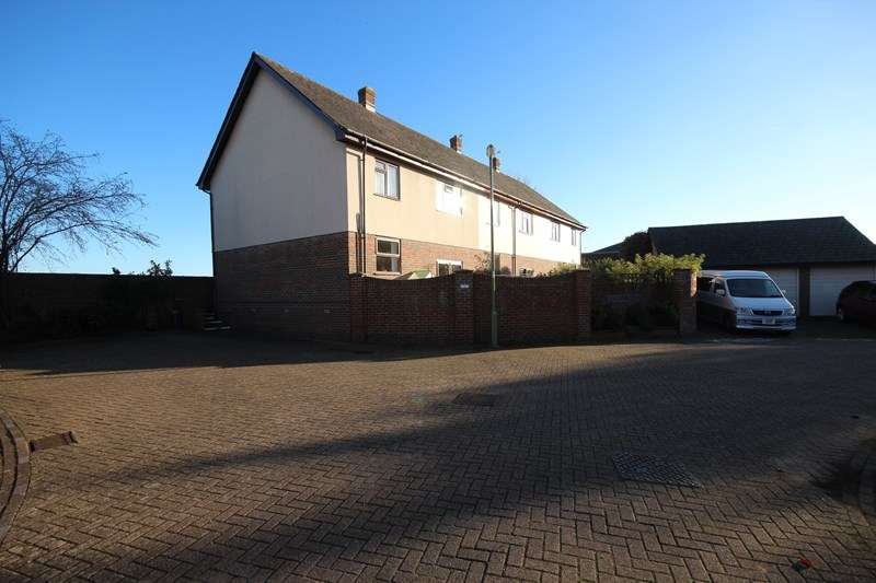 3 Bedrooms Terraced House for sale in Frampton Place, Ringwood