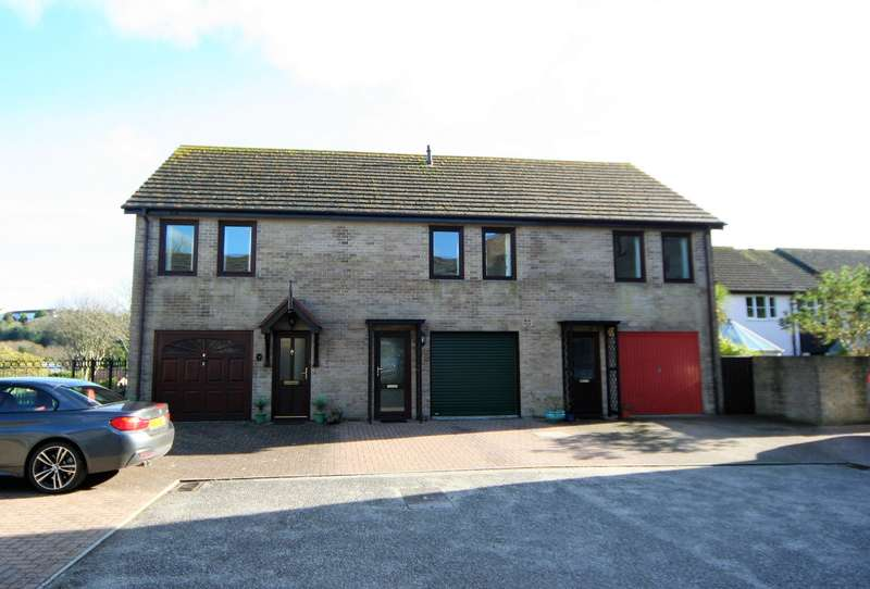2 Bedrooms House for sale in Gwendroc House Mews, Barrack Lane, Truro