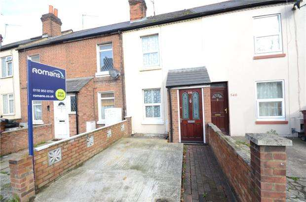 3 Bedrooms Terraced House for sale in Oxford Road, Reading, Berkshire