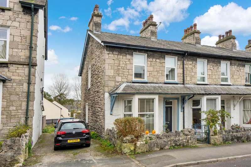 3 Bedrooms End Of Terrace House for sale in 27 Park Avenue, Kendal, Cumbria LA9 5QN