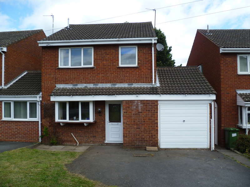 4 Bedrooms Detached House for rent in Potters Lane, Polesworth