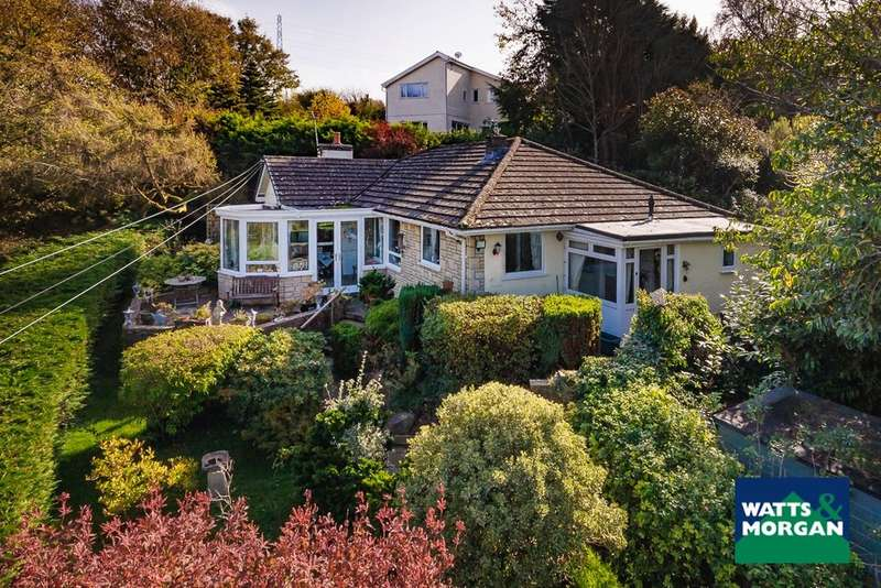 3 Bedrooms Detached Bungalow for sale in Penylan Road, Aberthin, Near Cowbridge, Vale of Glamorgan, CF71 7HB