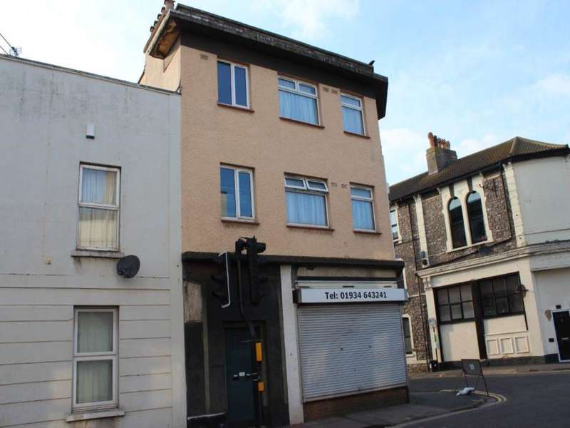 3 Bedrooms Flat for rent in Meadow St, Weston-super-Mare, North Somerset