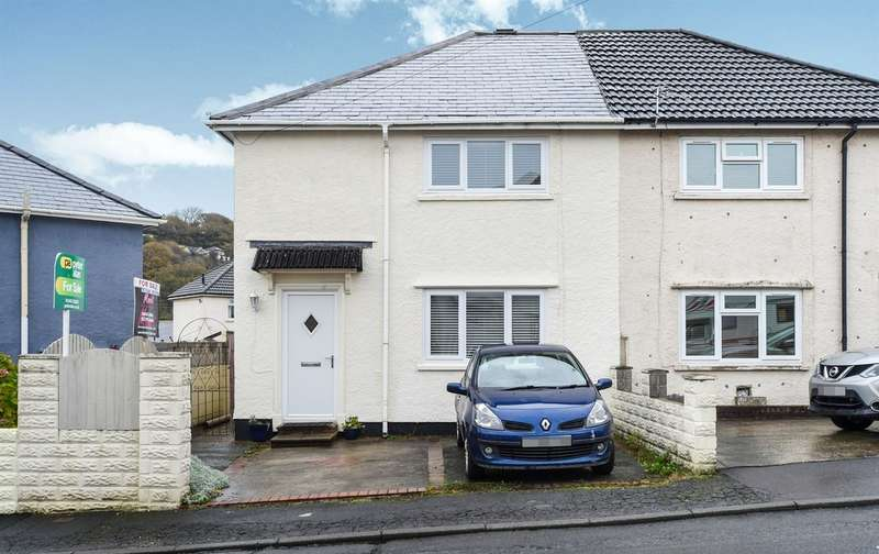 3 Bedrooms Semi Detached House for sale in Heol Pen Y Parc, Llantrisant, Pontyclun