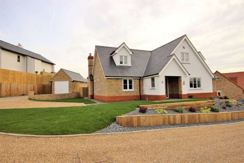 4 Bedrooms Detached House for sale in Church Road, Maulden, Bedfordshire, MK45
