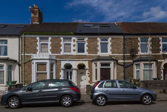 8 Bedrooms Terraced House for rent in Llantrisant Street, Cathays, Cardiff, CF24 4JE