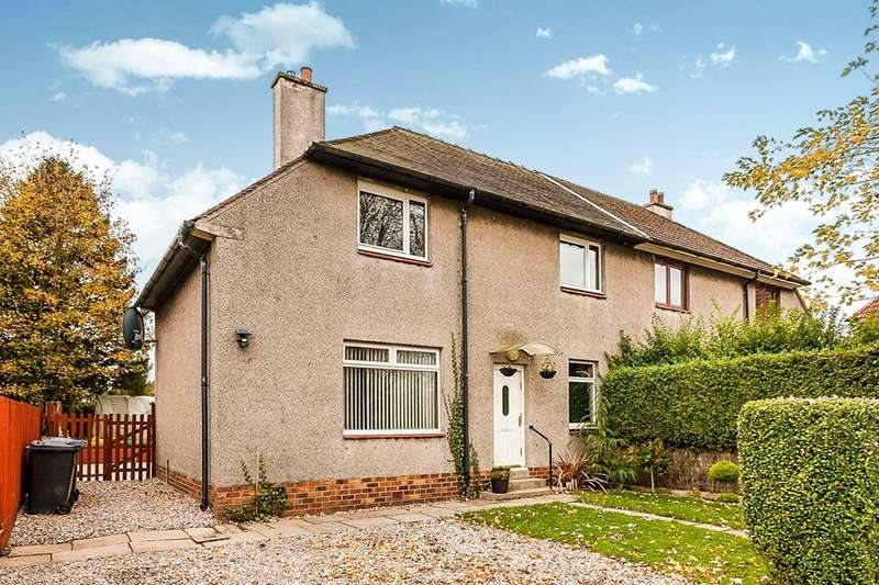 3 Bedrooms Semi Detached House for sale in Forres Avenue, Dundee, DD3