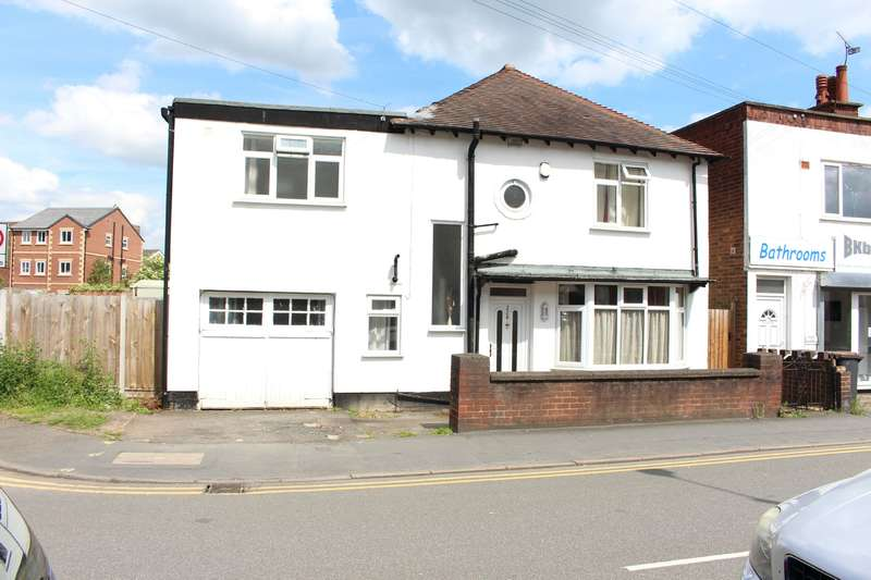 5 Bedrooms Semi Detached House for sale in Edward Street, Nuneaton, CV11