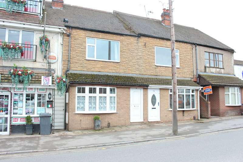 2 Bedrooms Flat for sale in Midland Road, Nuneaton, CV11