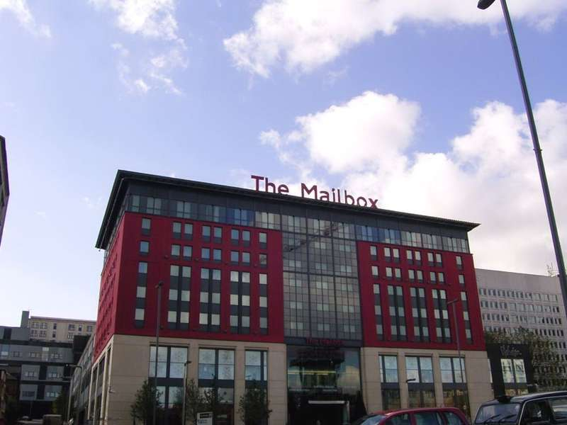1 Bedroom Flat for rent in The Mailbox, Royal Arch, Wharfside Street, Birmingham