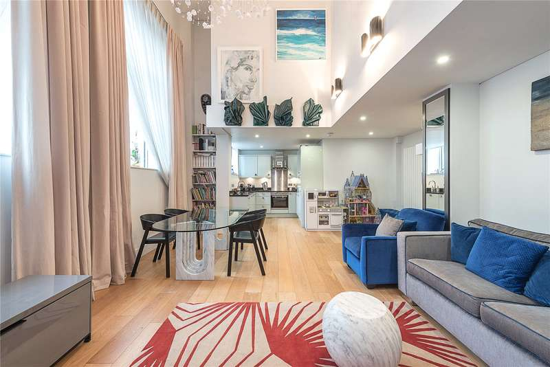 3 Bedrooms Mews House for sale in Clerkenwell Court, 33 Duncan Terrace, London, N1