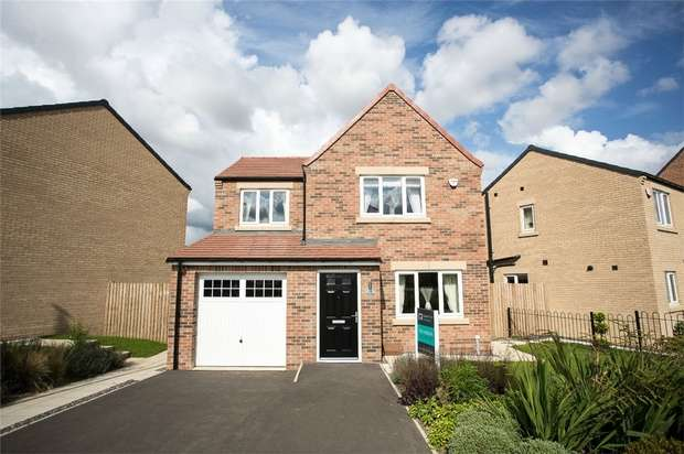 3 Bedrooms Detached House for sale in *Plot 131 The Mason*, Eden Field, Newton Aycliffe, Durham