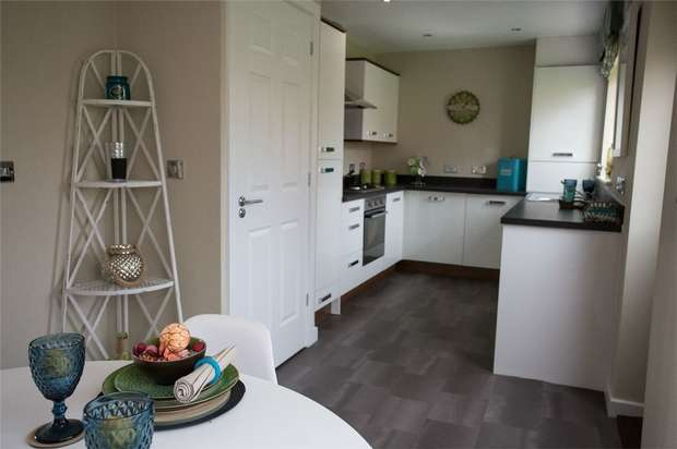 3 Bedrooms Detached House for sale in *The Mason Plot 134*, Eden Field, Newton Aycliffe, Durham