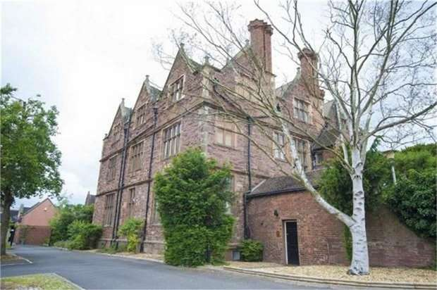 2 Bedrooms Flat for sale in Monkmoor Road, Shrewsbury, Shropshire