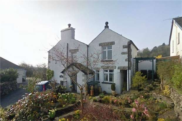 4 Bedrooms Detached House for sale in Back Road, Lindale, Grange-Over-Sands, Cumbria