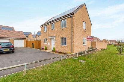 3 Bedrooms Detached House for sale in Fauna Way, Cardea, Peterborough, Cambridgeshire