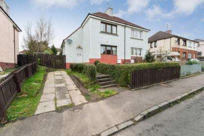 2 Bedrooms Semi Detached House for sale in Clapperhowe Road, Motherwell, North Lanarkshire