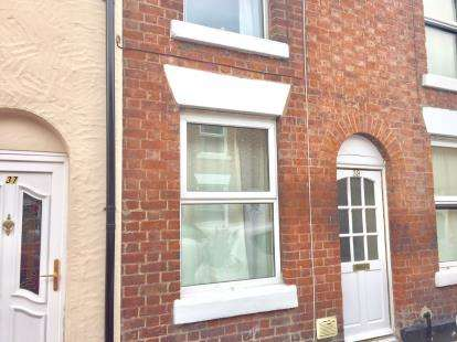 2 Bedrooms Terraced House for sale in Walter Street, Newtown, Chester, Cheshire, CH1